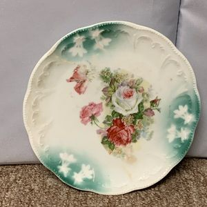Vintage and old plate signed Germany 6.5 inches